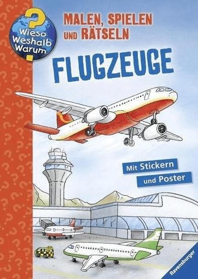 Ravensburger Flugzeuge