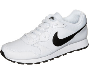 zapatillas nike md runner 2 azul marino blanco