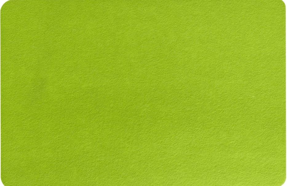 Zeller Platzset Filz grün