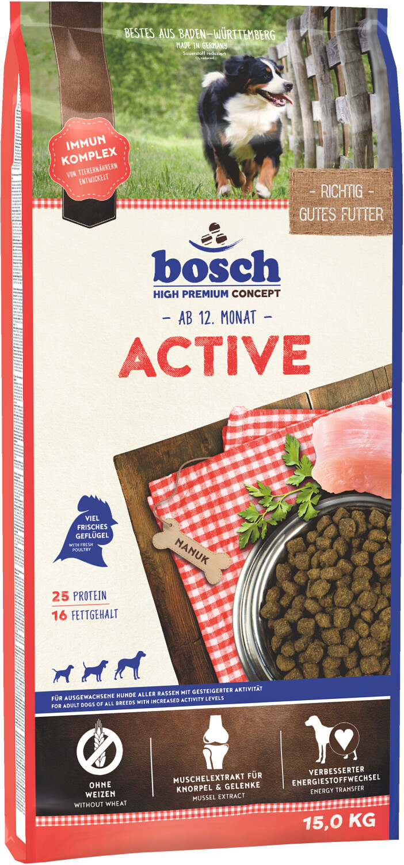 bosch High Premium Concept Active