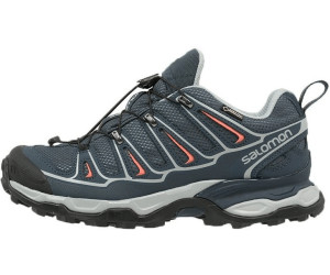 Salomon X Ultra 2 GTX W grey denimdeep bluemelon bloom ab