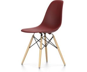 Vitra Eames Plastic Side Chair Dsw Oxidrot Ab 34900