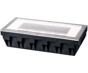 Beliebt Paulmann Bodeneinbauleuchten-Set Solar Box LED Edelstahl (937.75 FR34