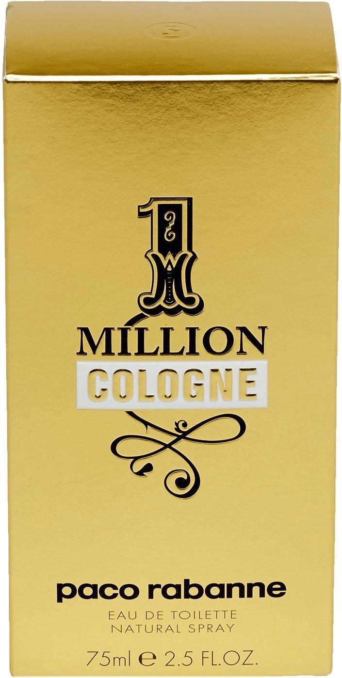 Image of Paco Rabanne 1 Million Cologne Eau de Toilette (75ml)