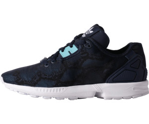 new style 7e08e bdb81 ... Decon W night indigo light aqua white. Adidas ZX Flux W