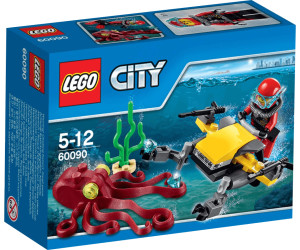LEGO City - Scooter per Immersioni Subacquee (60090)