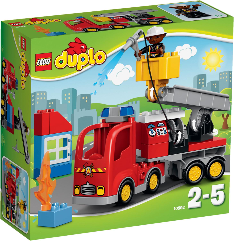 LEGO Duplo - Löschfahrzeug (10592)