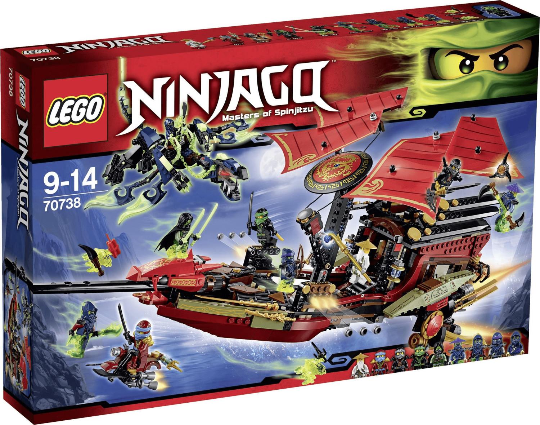 LEGO Ninjago - Der letzte Flug des Ninja-Flugse...