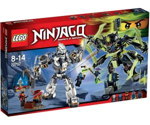 lego titan roboter