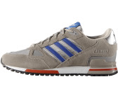 sports shoes ed3fc fd2d6 Adidas ZX 750 light brown bold blue solid grey