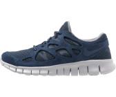 Nike Free Run+ 2 EXT midnight navyflat silver
