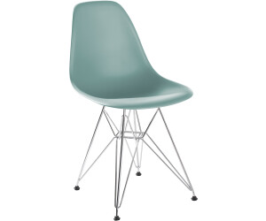 vitra eames plastic side chair dsr h43 ab 249 00. Black Bedroom Furniture Sets. Home Design Ideas