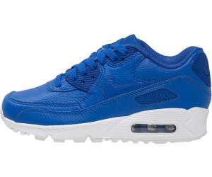 Nike Air Max 90 Leather GS voltage greenwhitegreen voltage