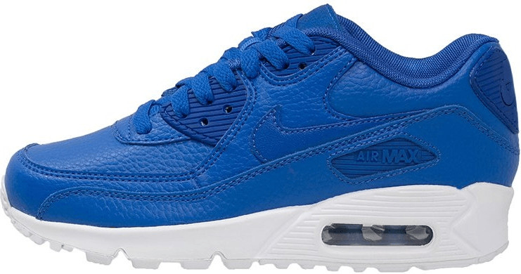 Buy Nike Air Max 90 Leather Kids from £49.57 (Today) – Best Deals ...