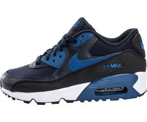 Beliebt Nike Air Max 90 Mesh GS Schuhe Frauen weiß rot grau