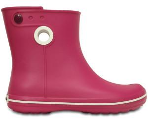 Crocs Jaunt Shorty Boot W Black, Schuhe, Stiefel & Stiefeletten, Gummistiefel, Grau, Female, 36