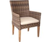 Gartenstühle rattan  Gartenstuhl Polyrattan Preisvergleich | Günstig bei idealo kaufen