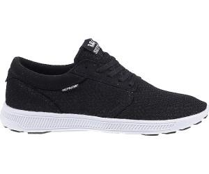 Supra Chaussures  HAMMER RUN black 3m Noir - Chaussures Baskets basses Homme