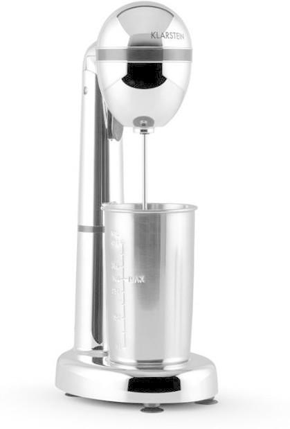 Klarstein van Damme Drink-Mixer Shaker silber