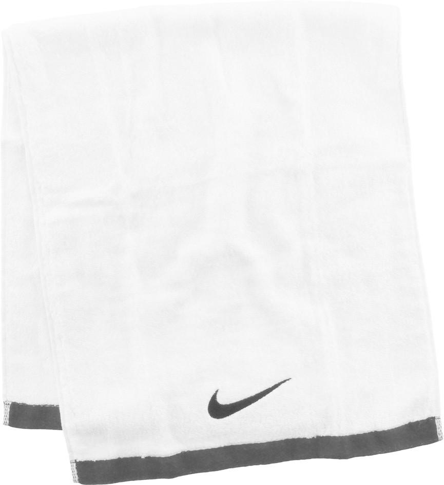 Nike Fundamental Towel Medium weiß (40x80cm)