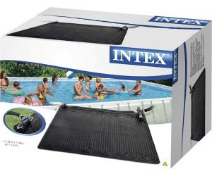 Intex solarmatte 120x120cm bypass system 28685 ab 17 10 for Intex pool 120 hoch