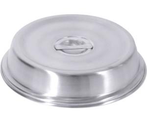 Contacto Edelstahl Tellerglocke, konische Form für Teller bis 23,5 cm