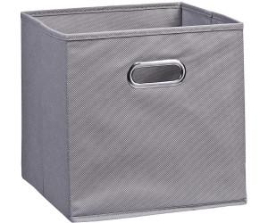 zeller aufbewahrungsbox vlies 32 cm ab 3 89 preisvergleich bei. Black Bedroom Furniture Sets. Home Design Ideas