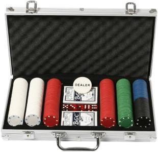 Fun Trading Poker Case 300 Chips 4,0 g