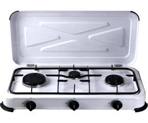Frankana flame 3 flammig z ndsicherung ab 68 51 for Cocina camping gas carrefour