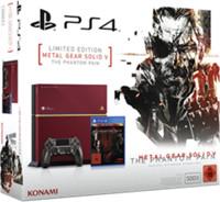 Sony PlayStation 4 (PS4) 500GB + Metal Gear Sol...