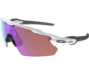 Oakley Sonnenbrille Radar EV Path Fire Iridium Polished Black Brillenfassung - Sportbrillen lz7H0b7J,