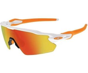 Oakley Sonnenbrille Radar EV Path Prizm Cricket Polished White Brillenfassung - Lifestylebrillen JRTWa,