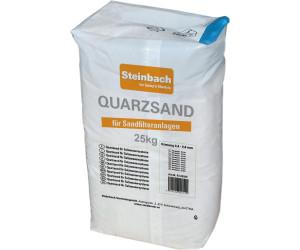 Steinbach Quarzsand 25 kg (0,4 - 0,8 mm)