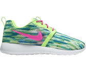 29e7bd0802c0 Nike Roshe One Flight Weight GS white menta flash lime pink pow