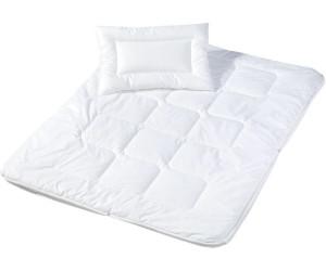 40x60  Bettdecke Steppbett MOON Kinder Bettdeckenset 4 Jahreszeiten 100x135