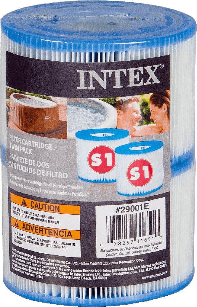Intex Whirlpool Filterkartusche Typ S1 (29001)