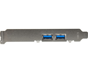 Electronics StarTech.com 4-Port PCI Express USB 3.0 Card SATA ...