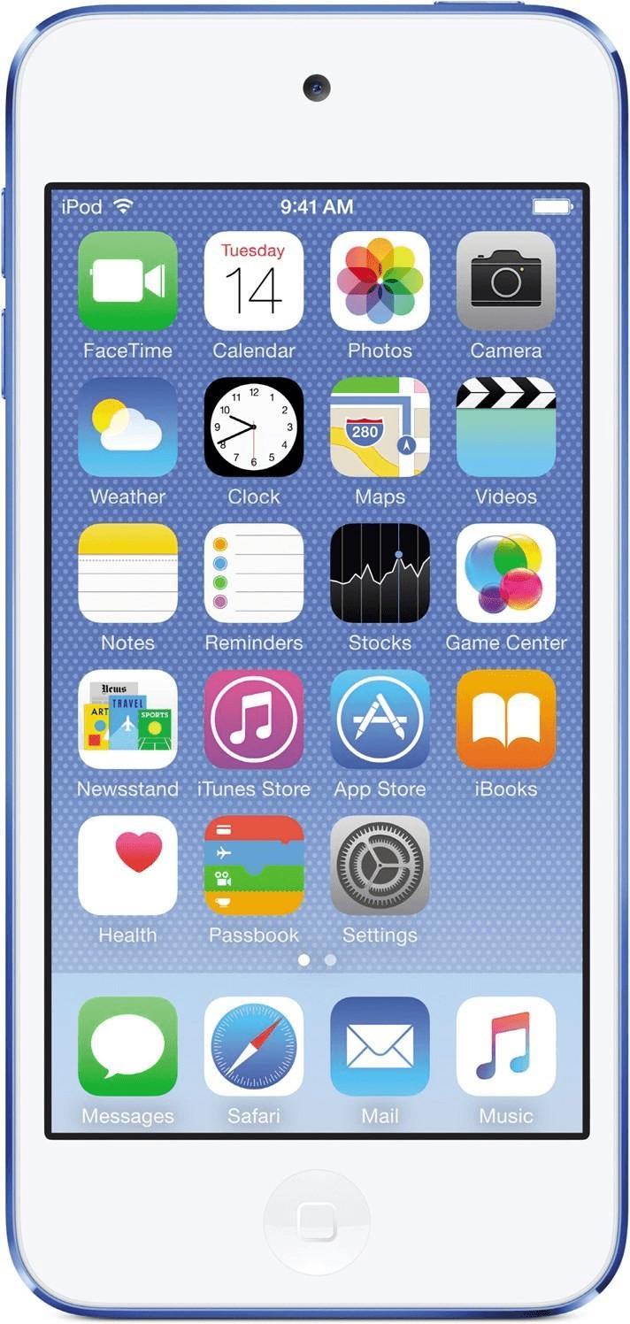 Apple iPod touch 6G 32GB blau