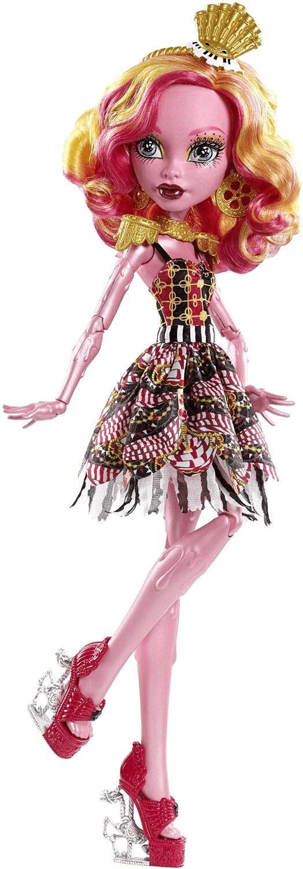 Monster High Schaurig schöne Show - Gooliope Je...