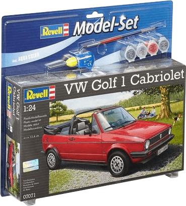 Revell VW Golf 1 Cabrio (67071)