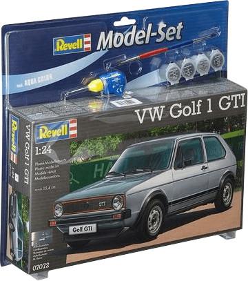 Revell VW Golf 1 GTI (67072)