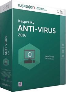 Image of Kaspersky Anti-Virus 2016