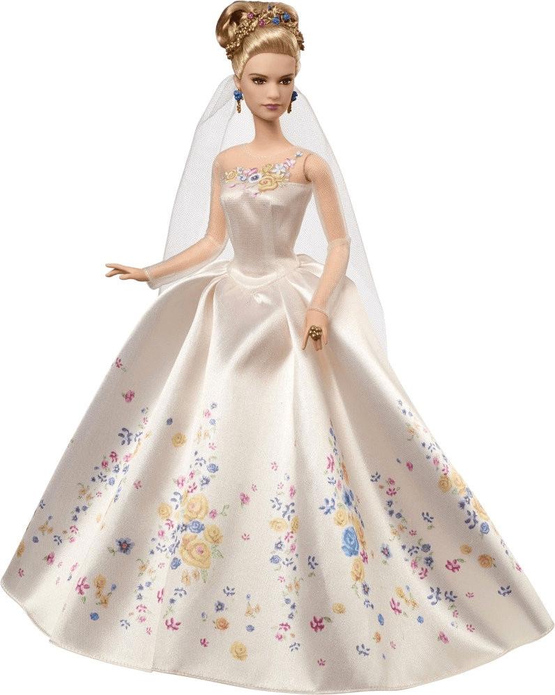 Mattel Disney Princess - Hochzeitskleid Cinderella
