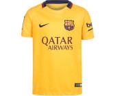 1b9969a23 Nike Camiseta infantil FC Barcelona Away 2015 2016 + Messi Nr. 10