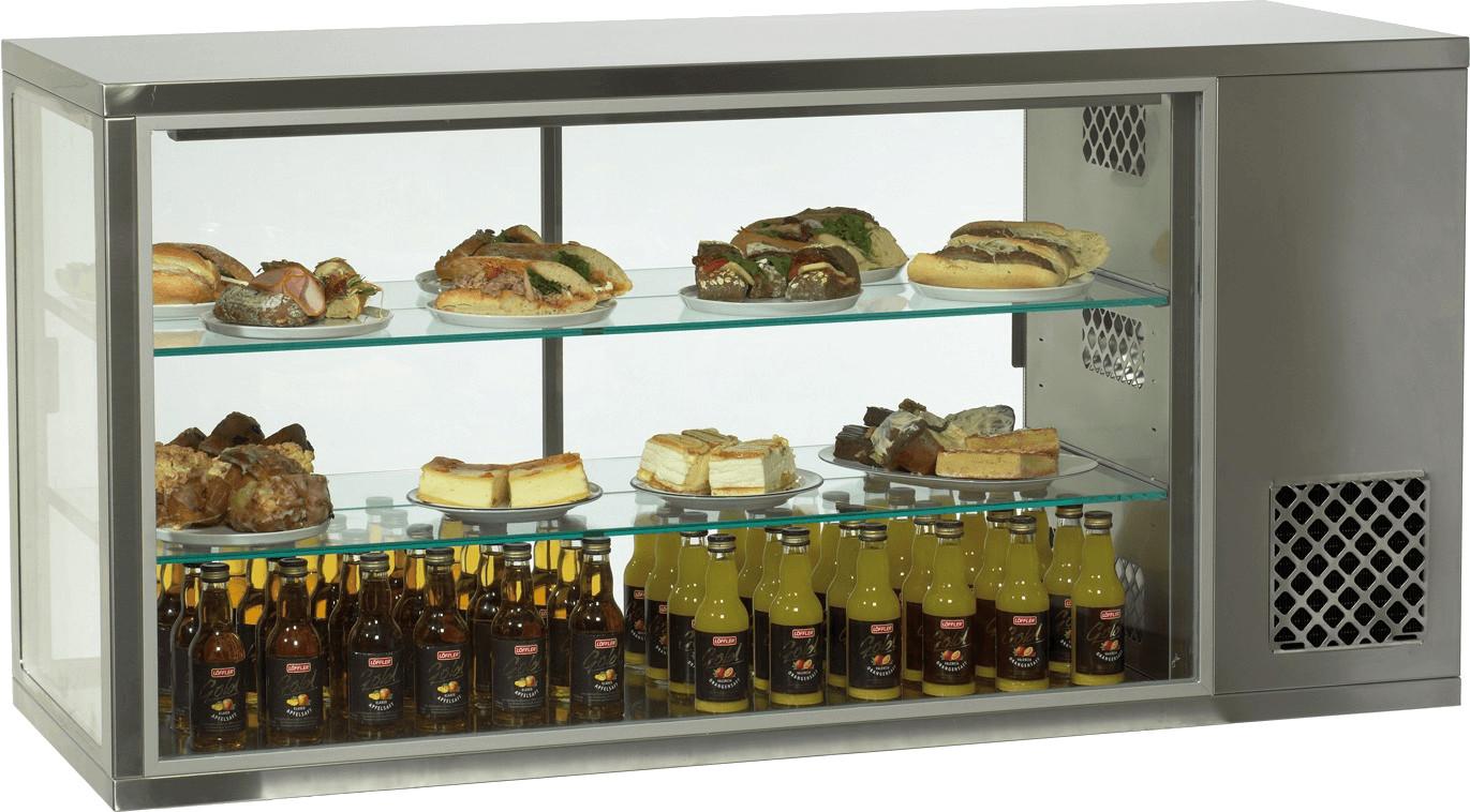 NordCap Aufsatzkühlvitrine AKV-S