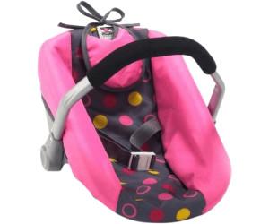 Kleidung & Accessoires Puppen & Zubehör CHIC 2000 Puppen-Autositz Pinky Balls