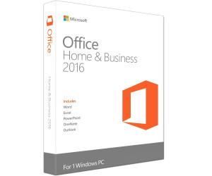 Microsoft Office 2016 Home And Business Ab 3545 Preisvergleich