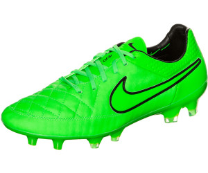 new styles 70acb d7aba Nike Tiempo Legend V FG green strike black green strike