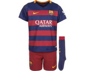 4e5c4ca5b Nike Mini set infantil FC Barcelona Home 2015 2016. Nike Camiseta Barça  infantil 2016