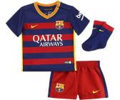 7a012ae07 Nike Set infantil de bebé FC Barcelona Home 2015 2016